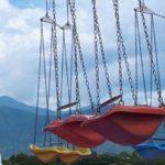 小学生のいる家族にピッタリ!待ち時間なしの遊園地恵那峡ワンダーランドの乗り物