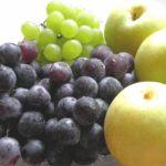 秋の果物【桃・梨・ぶどう・りんご】の栄養素とその効能!店先に並ぶ時期は?