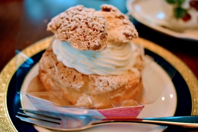 本宮 シュークリーム