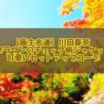 【極主夫道】川口春奈のブラウンのチェック柄ジャケットが可愛い!セットアップコーデ