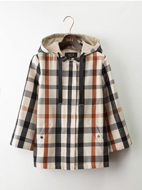 ダックスのジャケット