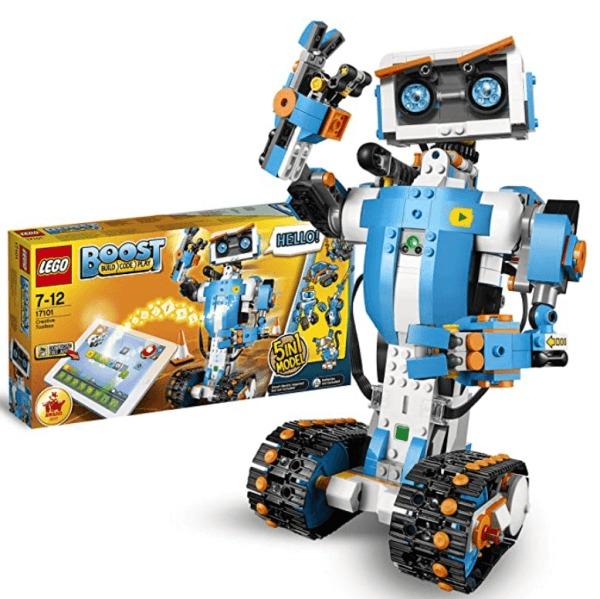 レゴブーストのロボット