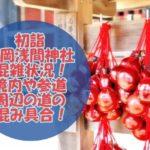初詣の静岡浅間神社の混雑状況(2021)!境内や参道&周辺の道の混み具合!