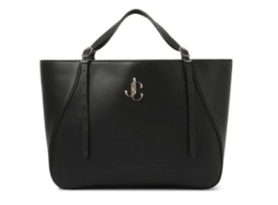 ジミーチュウの黒のバッグ