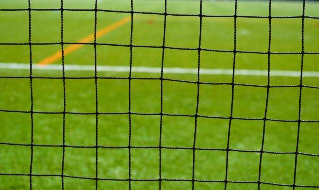 サッカーゴールのネット